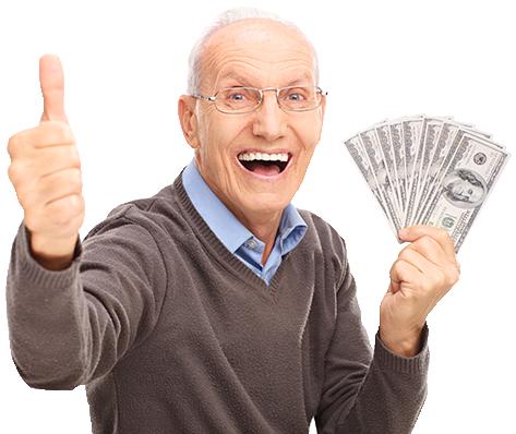 Customer saving money with DDFC